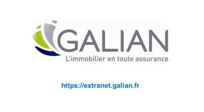 L'extranet Galian