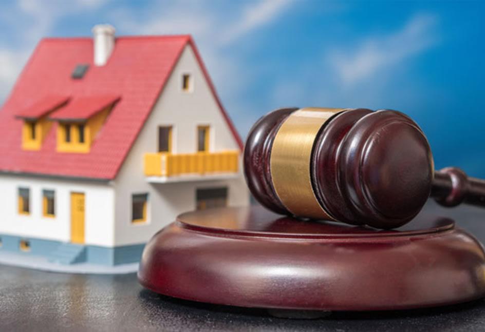 Vente aux enchères immobilières judiciaires