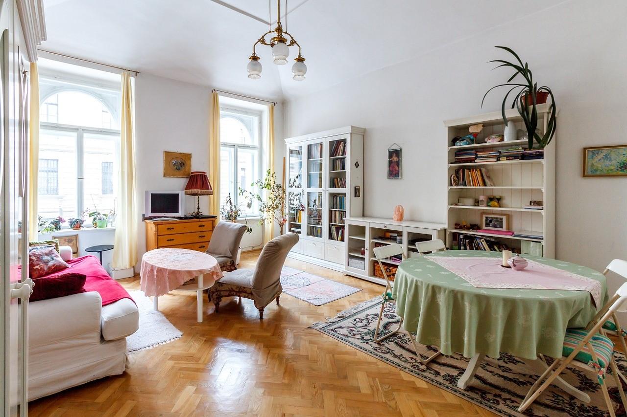 interieur appartement meublé