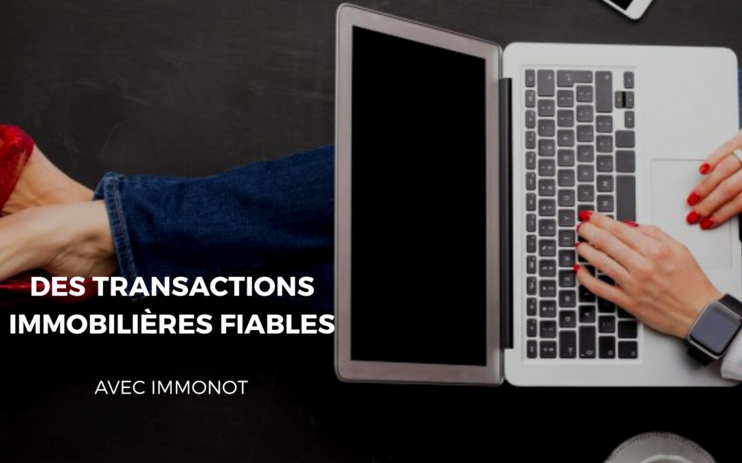 transactions immonot