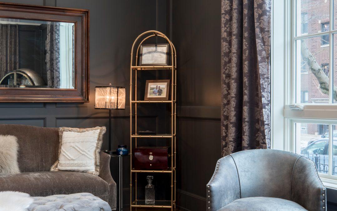 8 idées de design d'intérieur de salon luxueux pour l'inspiration – Aide à la décoration