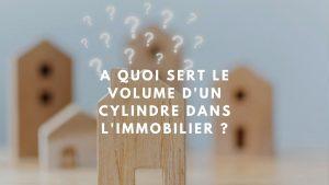 volume cylindre maison