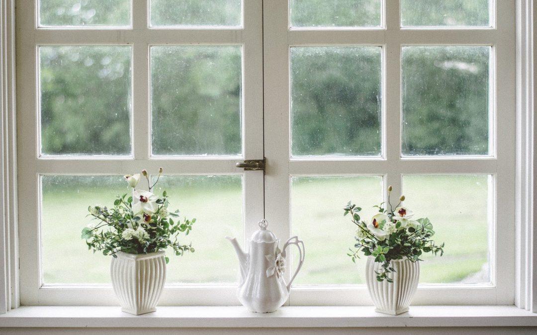 Prêt pour le nettoyage de printemps ? Vos fenêtres le sont aussi